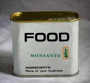 monstanto food